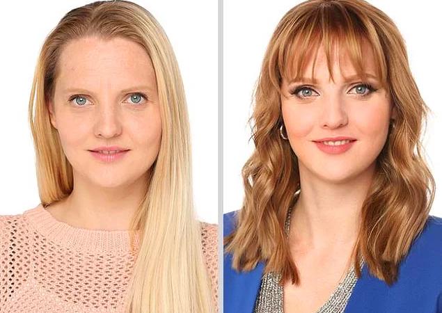 20 נשים שקיבלו זהות שונה לחלוטין לאחר שינוי סטייל